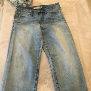 Athleta Light Wash Jeans, Size 6